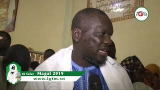 Le khalife général des mourides va construire un institut islamique à Diouroup