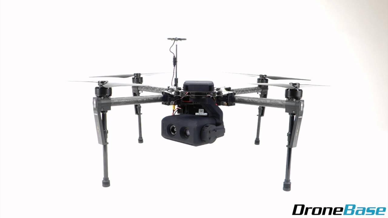 Dronebase Gemini EO/IR Thermal - Authorized US Dealer