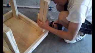 Stand for table saw Under 20
