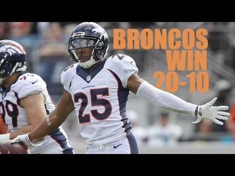 Broncos Beat Jaguars 20-10
