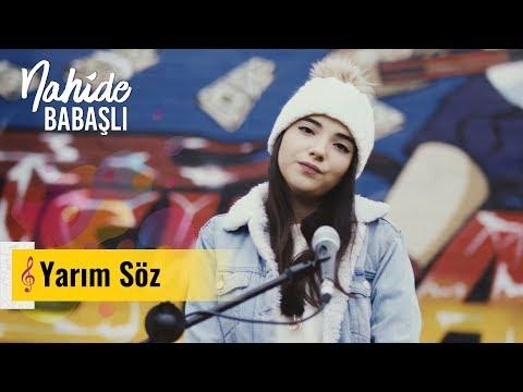Nahide Babashlı - Yarım söz Cover