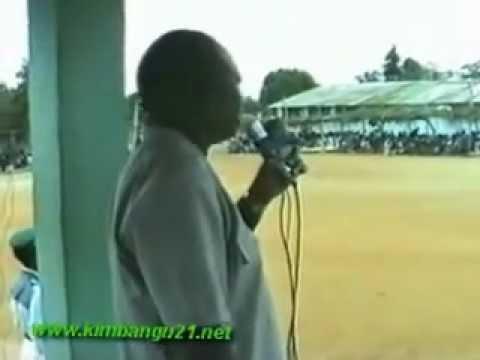 Papa Diangienda Message Centre de L'Afrique 4400ans on Vimeo