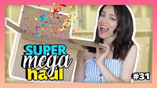 COMPRE UNA BOLSA CHANEL USADA, GALLETAS DE DONAS?, MAQUILLAJE Y ROPA! | SUPER MEGA HAUL #31