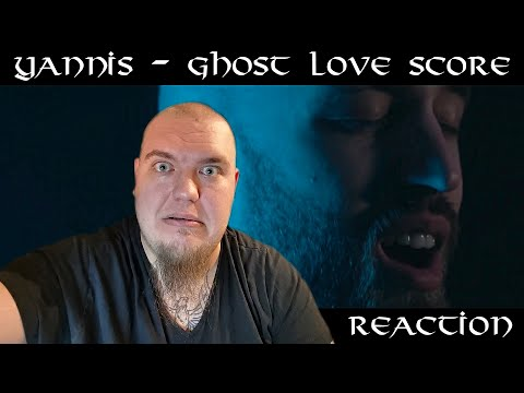 Yannis Papadopoulos - Ghost Love Score FIRST REACTION (Did Not Expect That!)