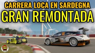 Gran Turismo Sport - Gran REMONTADA en Sardegna !! - Locura de Carrera B - Modo Sport