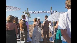 Michelle and Mark's - Romantic Ibiza Wedding