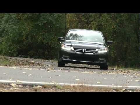 2013 Honda Accord Sedan - Drive Time Review with Steve Hammes