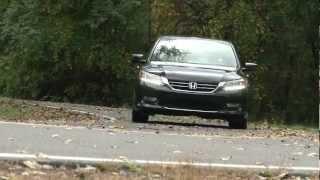 2013 Honda Accord Sedan - Drive Time Review with Steve Hammes