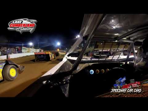 #21 Rod Carter Jr - Super Late Model - 8-25-18 Lake Cumberland Speedway - In Car Camera