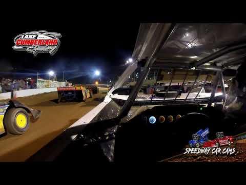 #21 Rod Carter Jr - Super Late Model - 8-25-18 Lake Cumberland Speedway - In Car Camera