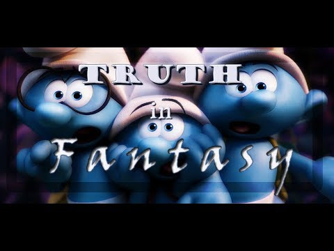 TRUTH in FANTASY | SMURFS