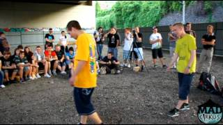 MadCirkus: Krouzmen vs Maniak