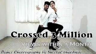 Tu Cheez Badi Hai Mast Mast  Dance choreography | Machine | Mustafa & Kiara Advani | Neha Kakkar