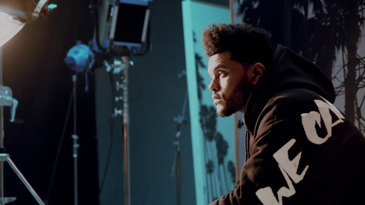 The Weeknd Collection – Behind the scenes