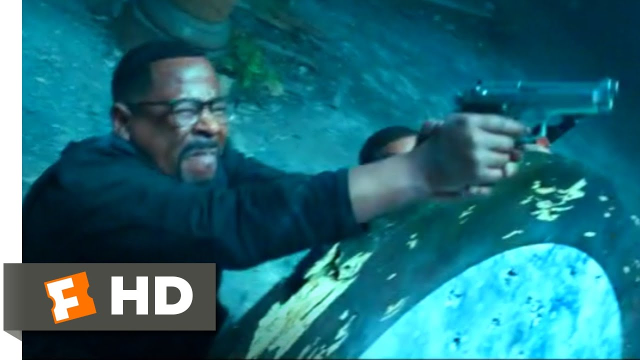 Download Bad Boys for Life (2020) - Table Shield Scene (6/10) | Movieclips