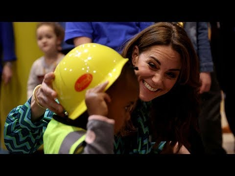 video: Duchess of Cambridge to launch landmark survey on early childhood