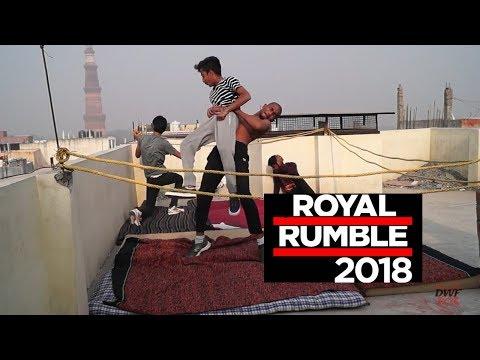 DWF Royal Rumble 2018