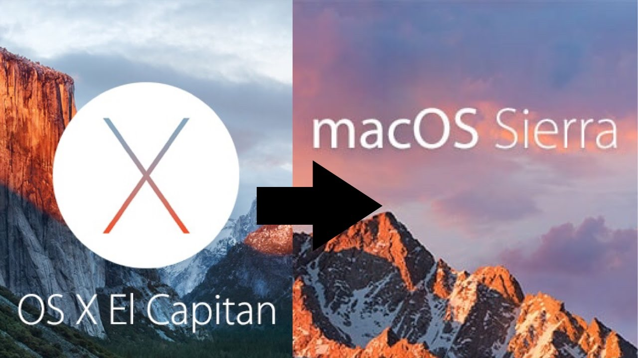 how to update to os x el capitan