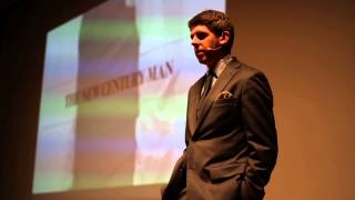 The 21st Century Man: Chase Harrison at TEDxSUU