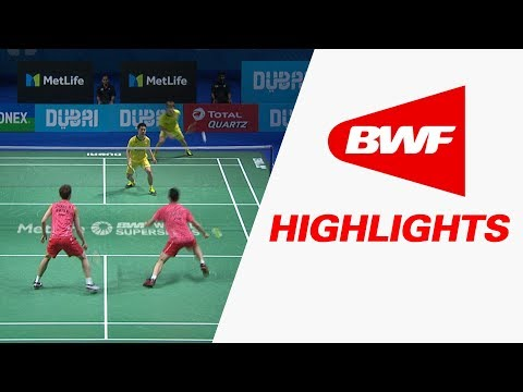 Dubai World Superseries Finals 2017 | Badminton F – Highlights