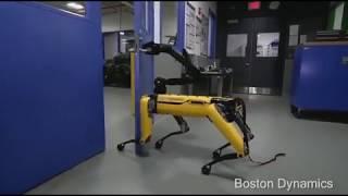 Boston Dynamics озвучка
