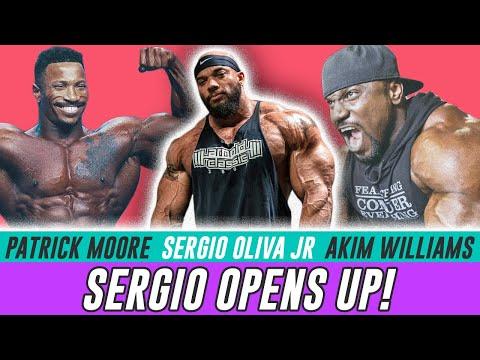 Sergio Oliva Vs Patrick Moore & Akim Williams - What Happened At The 2020 Arnold Classic!