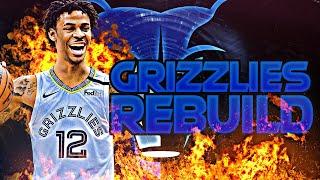 BLOWING UP THE GRIZZLIES REBUILD! (NBA 2K20)