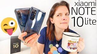 Xiaomi Note 10 LITE -¿IMBATIBLE calidad precio?-