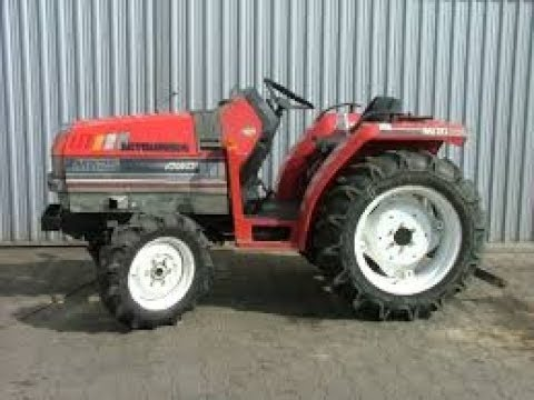 Mitsubishi MT25 (25 Hp) tractor Price & Technical Specifications