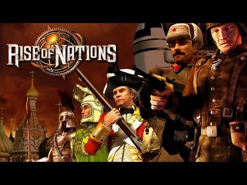 Rise of Nations Soundtrack (Full)