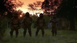 Bitch Ninjas ft The Nigga Turtles