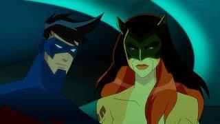 Бэтмен Unlimited Pоссия | Гепард и Ночнокрыл