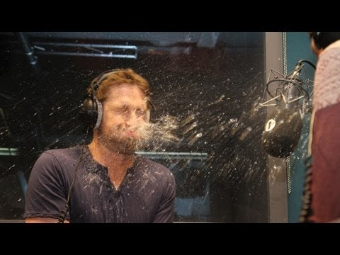 Innuendo Bingo with Gerard Butler