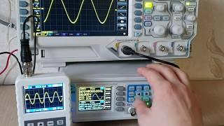 Осцилограф DSO FNIRSI PRO (5MHz/20MSPS)
