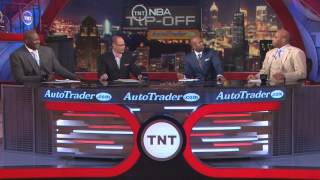 charles barkley responds to criticism if you dont like what i say turn off your television
