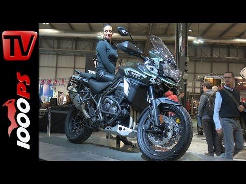 Triumph Tiger Explorer 2016 | Motor, Elektronik, Preis