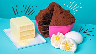 You won't believe it's ALL CAKE! | Cake ingredients with a twist | How To Cake It with Yolanda Gampp