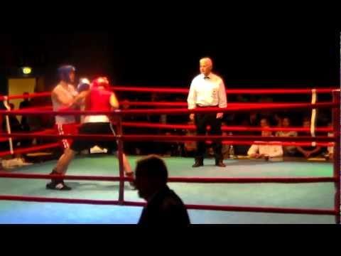 Hillerød Box Cup 2012 - Sonny vs Joachim Hildsted, Hillerød SK