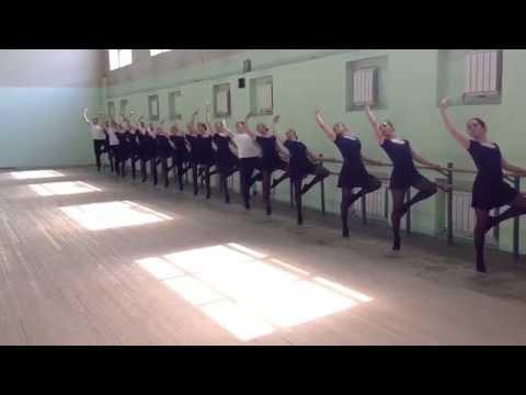 Костровицкая В. 100 уроков классического танца (с 1 по 8