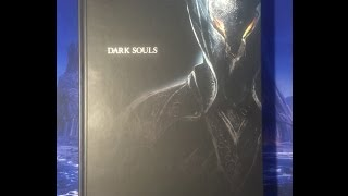 Opening A Dark Souls: Collector's Edition Guide