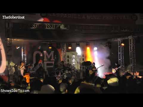 Break Science (Live Band) - Gasparilla Music Festival, Tampa FL 03/10/2018