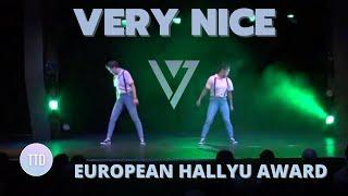 [European Hallyu Award '18] Very Nice - SEVENTEEN [Dance Cover by TTD] 2nd Place Duo
