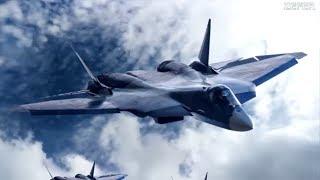 На что способен истребитель пятого поколения СУ-57. Секреты самолета -'невидимки'