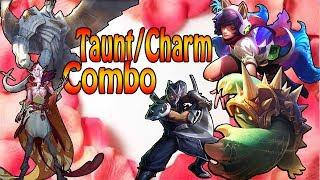 TAUNT / CHARM COMBO - Wir zwingen dich zu uns zu kommen