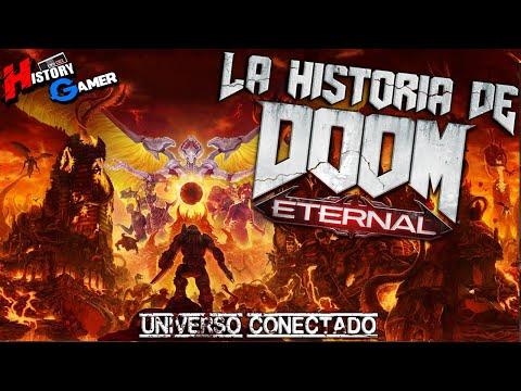Doom Eternal (Historia, Resumen y Explicación) │ El origen de los Maykr