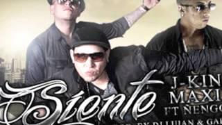 J King & Maximam ft Ñengo Flow- Siente + link