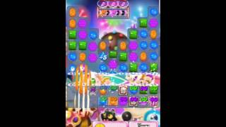 Candy Crush Saga Level 1409 No Booster with tips