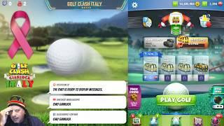 Golf Clash Livestream - Highlights Qualifica Rookie Monster Marsh (-17) - Gianloko