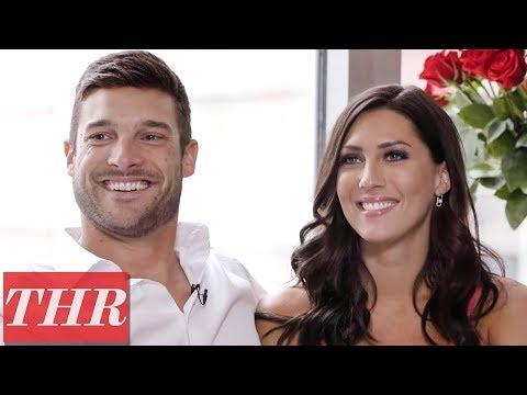 Becca Kufrin & Garrett Yrigoyen: Love is Greater Than Likes | THR