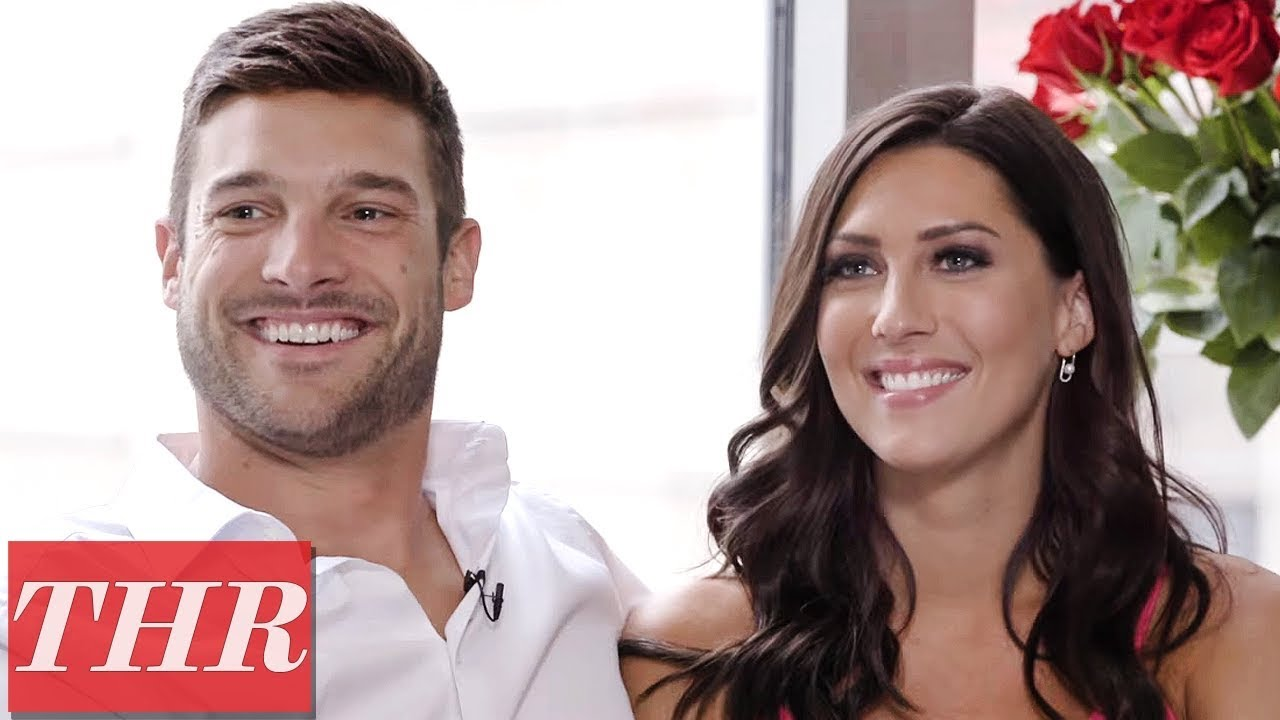 Becca Kufrin & Garrett Yrigoyen: Love is Greater Than Likes   THR